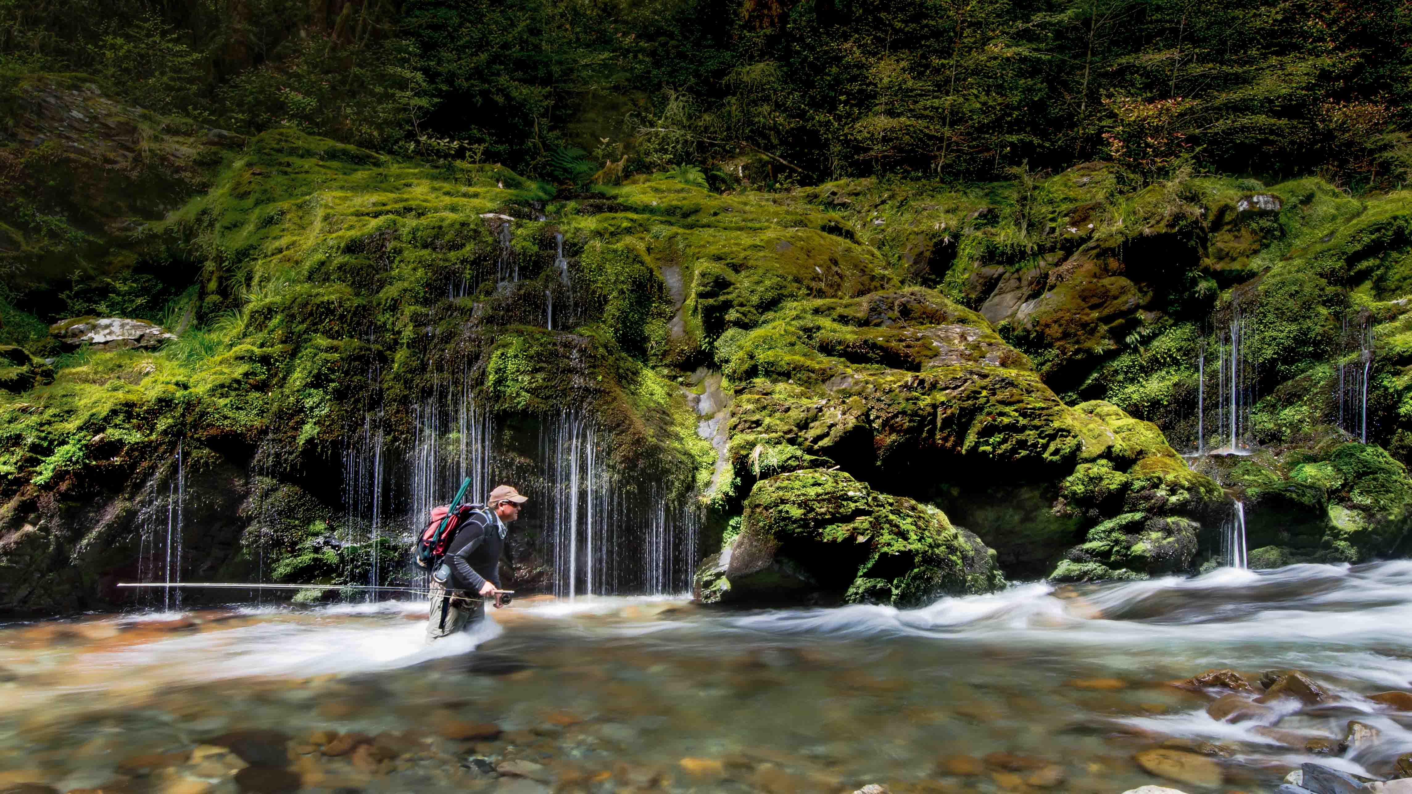 Freshwater fishing license - Non Resident Fishing Licence