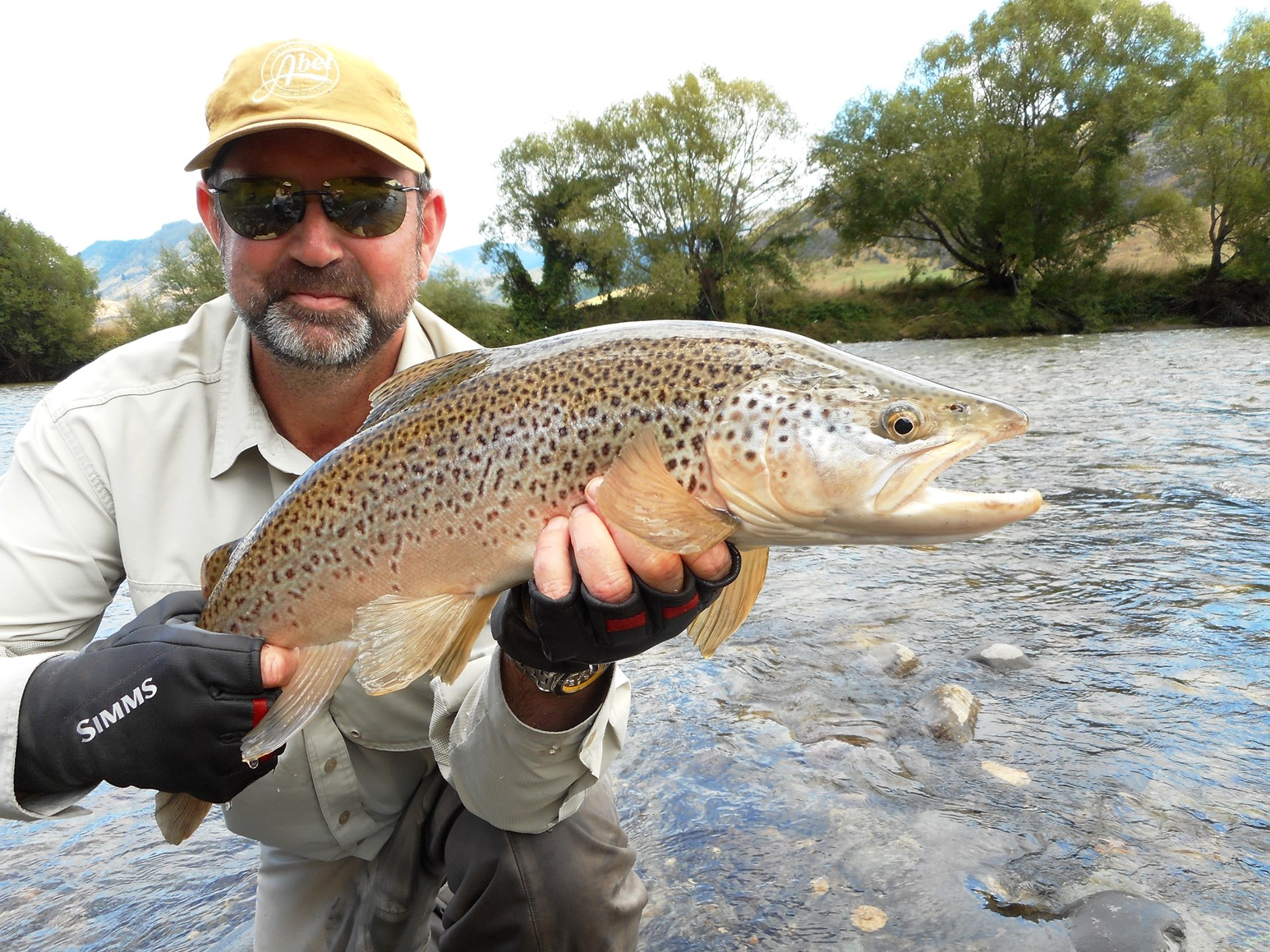 Highlights of season 2015 16 owen river lodge nz for Trout fishing season